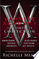 Vampire Academy The Complete Collection