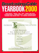 Broadcasting and Cable Yearbook 2000