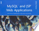 MySQL and JSP Web Applications