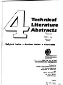 Technical Literature Abstracts