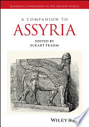 A Companion to Assyria