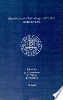 Microelectronics Technology and Devices  SBMICRO 2002