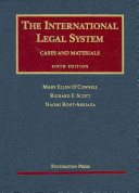 Cases and Materials  on  the International Legal System