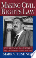 Making Civil Rights Law
