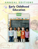 Annual Editions  Early Childhood Education 08 09