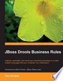 Jboss Drools Business Rules