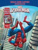 Marvel Spider Man Read and Listen Storybook