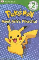 Meet Ash s Pikachu