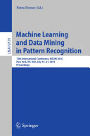 download ebook machine learning and data mining in pattern recognition pdf epub