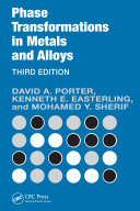 download ebook phase transformations in metals and alloys, third edition (revised reprint) pdf epub
