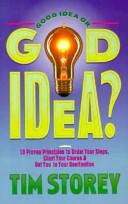 Good Idea Or God Idea
