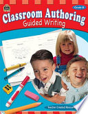 Classroom Authoring Grd K