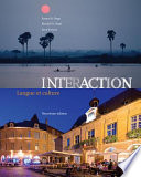 Interaction  Langue et culture  Book Only