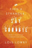 download ebook find a stranger, say goodbye pdf epub