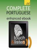 Complete Portuguese  Teach Yourself Audio eBook  Kindle Enhanced Edition
