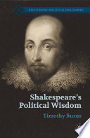 Shakespeare   s Political Wisdom
