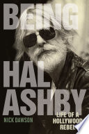Being Hal Ashby book
