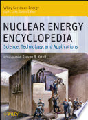 Nuclear Energy Encyclopedia