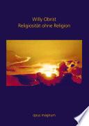 Religiosität ohne Religion