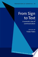 From Sign to Text
