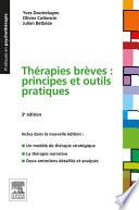 illustration du livre Thérapies brèves : principes et outils pratiques