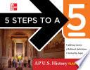5 Steps to a 5 AP U S  History Flashcards