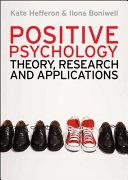 download ebook positive psychology pdf epub