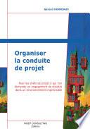 Organiser la conduite de projet