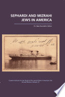 Sephardi and Mizrahi Jews in America