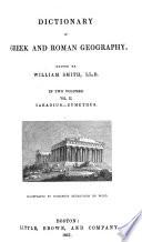 Dictionary of Greek and Roman Geography  Iabadius Zymethus