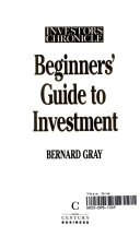 Beginners  Guide to Investment Book PDF