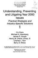 Understanding  Preventing  and Litigating Year Two thousand Issues