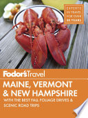 Fodor s Maine  Vermont   New Hampshire