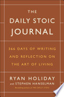 The Daily Stoic Journal Book PDF
