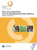 Vers une coopération pour le développement plus efficace Rapport d'étape 2014