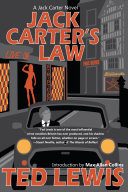 Jack Carter's Law Of Get Carter Returns To His Greatest Invention