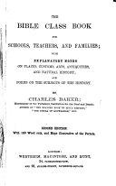 download ebook the bible class book, etc pdf epub