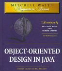 Object oriented Design in Java