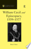 William Cecil and Episcopacy  1559   1577