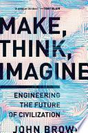 Book Make  Think  Imagine