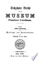 Jahrbuch des Oberösterreichischen Musealvereines