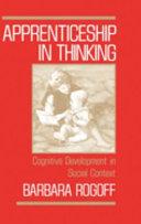 Apprenticeship in thinking