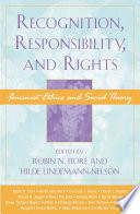Recognition  Responsibility  and Rights