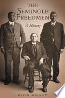 The Seminole Freedmen