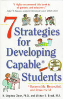 Seven Strategies For Developing Capable Students