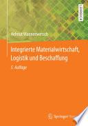 Integrierte Materialwirtschaft, Logistik und Beschaffung
