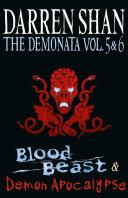 download ebook volumes 5 and 6 - blood beast/demon apocalypse (the demonata) pdf epub