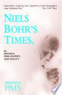 Niels Bohr s Times