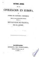 Historia General De La Civilizacion En Europa