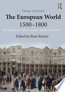 The European World 1500   1800